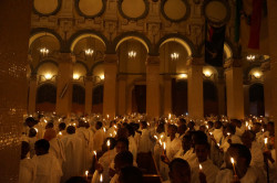 bretta  Easter Service at the Holy Trinity Cathedral, Addis Ababa  2017-11-08 00:22:49