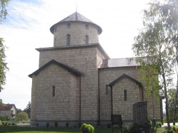 PedjaVid   Church in the Pinosava, one of the Belgrade`s settlement