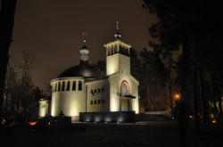 lnazarko   Dormition Church, Bialystok-Starosielce