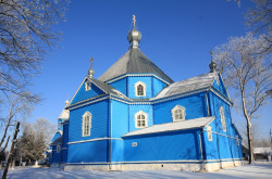 jarek11   St. Michael Archangel Orthodox church in Stary Kornin