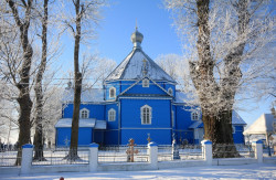jarek11   St. Michael Orthodox church in Stary Kornin