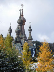 jarek  The Orthodox church in Krynica-Zdrój  2017-11-28 22:52:17