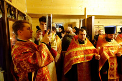 jarek  All-Night Vigil of St. Catherine feast in Zaleszany Convent  2017-12-06 22:47:12