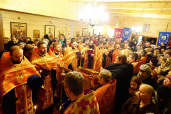 jarek  All-Night Vigil of St. Catherine feast in Zaleszany Convent  2017-12-06 22:47:34