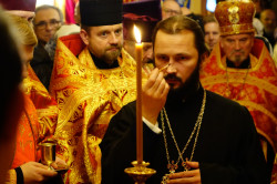 jarek  All-Night Vigil of St. Catherine feast in Zaleszany Convent  2017-12-06 22:47:59