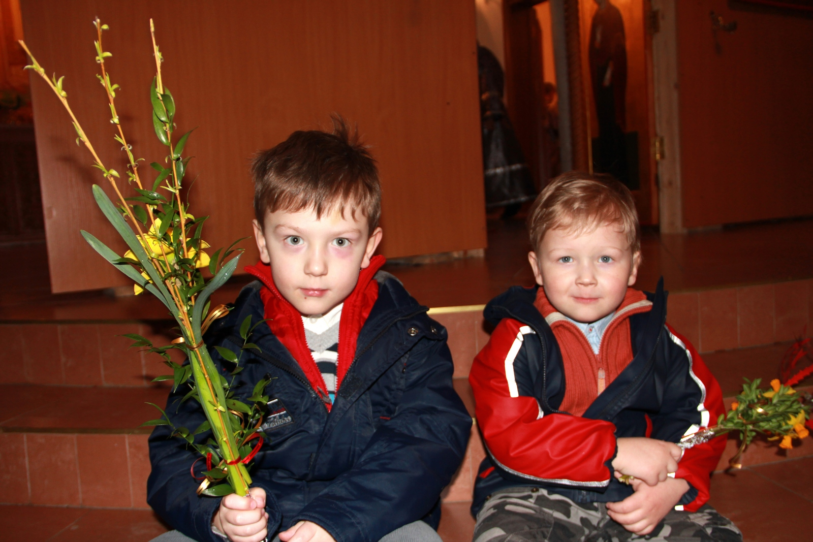 Quite old photos... Palm Sunday, 2011