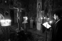 jarek  Reading od the Canon of St. Andrew of Crete in Zwierki Convent  2018-02-23 12:25:57