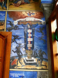 Mitrut Popoiu  Crucifixion of a monk  2018-03-14 19:03:44