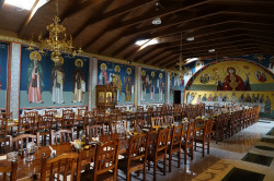 jarek1  At the refectory of Machairas monastery  2018-03-15 11:06:55