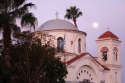 jarek  The old Orthodox church of Icon of the Mother of God called Faneromeni in Larnaca  2018-03-18 12:19:25