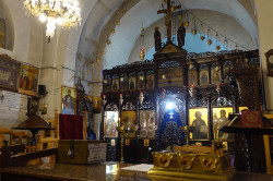 jarek  The old Orthodox church of Icon of the Mother of God called Faneromeni in Larnaca  2018-03-18 12:20:34