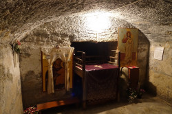jarek  The old chapel under the Orthodox church of Icon of the Mother of God called Faneromeni in Larnaca  2018-03-18 12:21:35