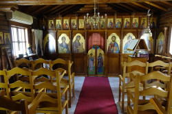 jarek1  The interior of St. Savva Orthodox church in Larnaca  2018-03-18 12:23:38