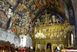 jarek1  The interior of St. John the Theologian Cathedral in Nikosia  2018-03-20 12:49:32
