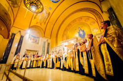 Vlutes   Sunday of Orthodoxy Vespers