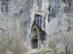 PedjaVid  Virgin with Christ in the wall, Sokobanja  2018-04-10 17:24:02