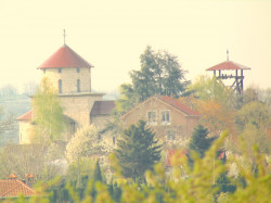 PedjaVid  The Church of the Holy Apostle and the gospel of Mark in the village Pinosava near Belgrade  2018-04-12 20:06:53