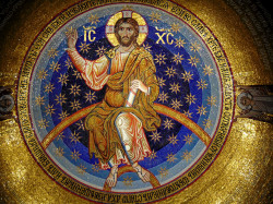 PedjaVid  Christ in one of the largest dome mosaics in the world  2018-04-14 10:49:46