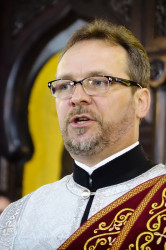 jarek1  Deacon George. St. Thomas the Apostle Sunday in St. John Climacus church in Warsaw  2018-05-06 08:08:53