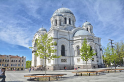 igors  St. Michael the Archangel Church, Kaunas  2018-05-20 16:26:33