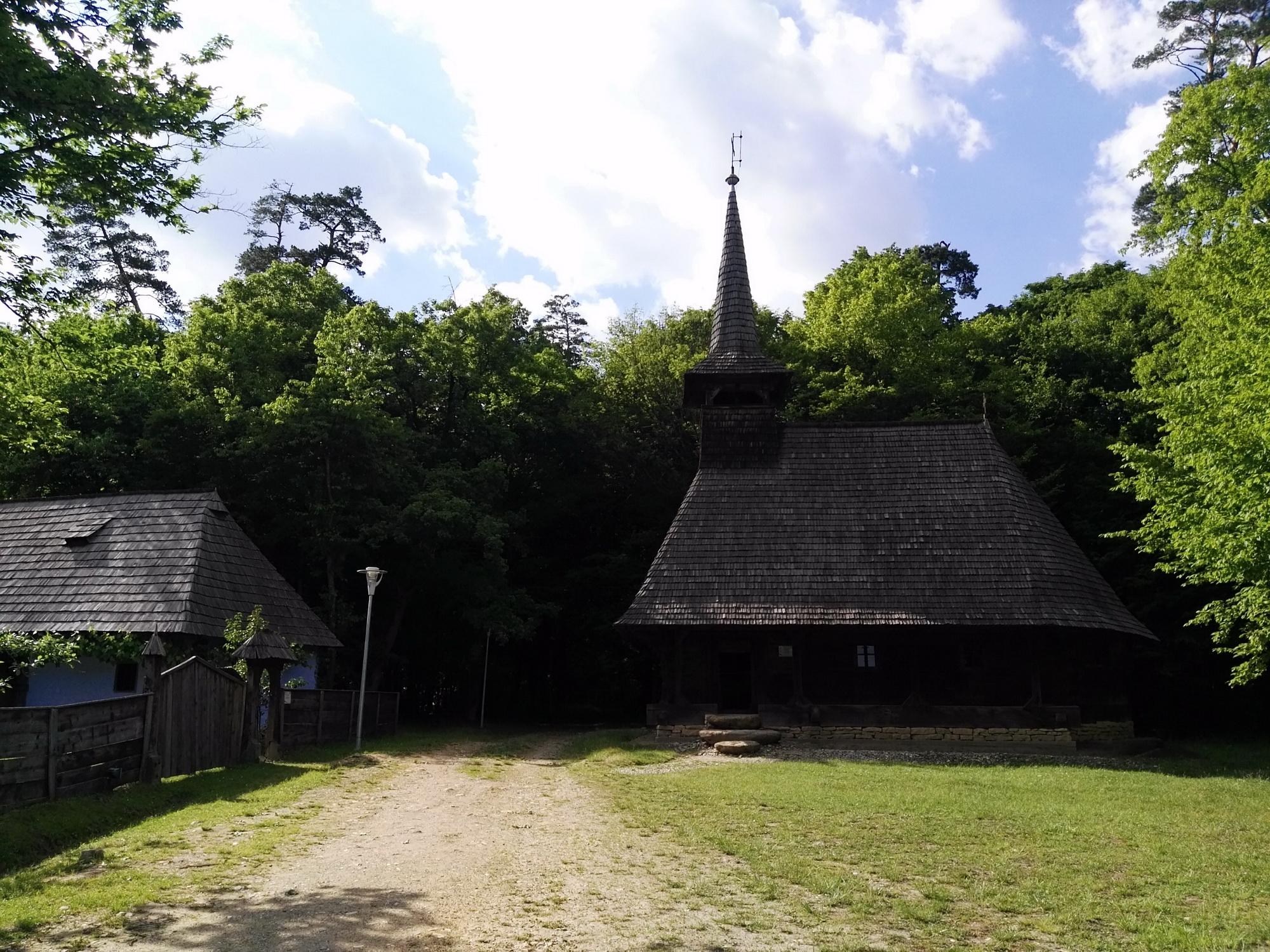 "Wooden Church ""Descent of the Holy Spirit"""