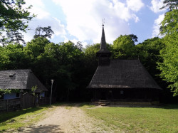 "Mitrut Popoiu  Wooden Church ""Descent of the Holy Spirit""  2018-06-11 20:51:18"