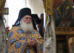 alik   Abbot Efraim of the Holy and Great Monastery of Vatopaidi