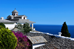 AM   Monastery of Saint Archangel Michael  (Thassos island)