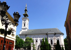 jarek11   St. George cathedral in Novi Sad