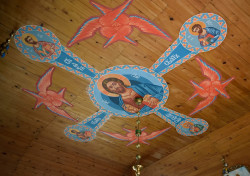 Sheep1389  Roof in Orthodox church in Zyndranowa  21  2018-07-01 19:16:09