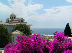 AM  Monastery of Saint Archangel Michael  (Thassos island)  2018-07-13 14:32:44