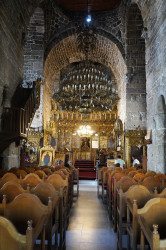 jarek11  The interior of St. Lazarus Cathedral in Larnaca  2018-09-14 23:11:08