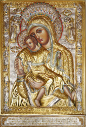 jarek11  A copy of Kykkos Icon of the Mother of God  2018-09-16 23:28:06