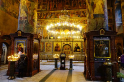 jarek11  Sretensky Monastery in Moscow - interior of the old church  18  2018-11-07 08:36:27