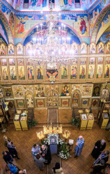 Vlutes  St. John&#039s Orthodox Cathedral  2018-11-30 21:55:12