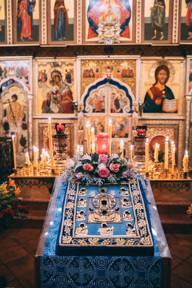 Visit of the Kursk-Root Icon of the Mother of God