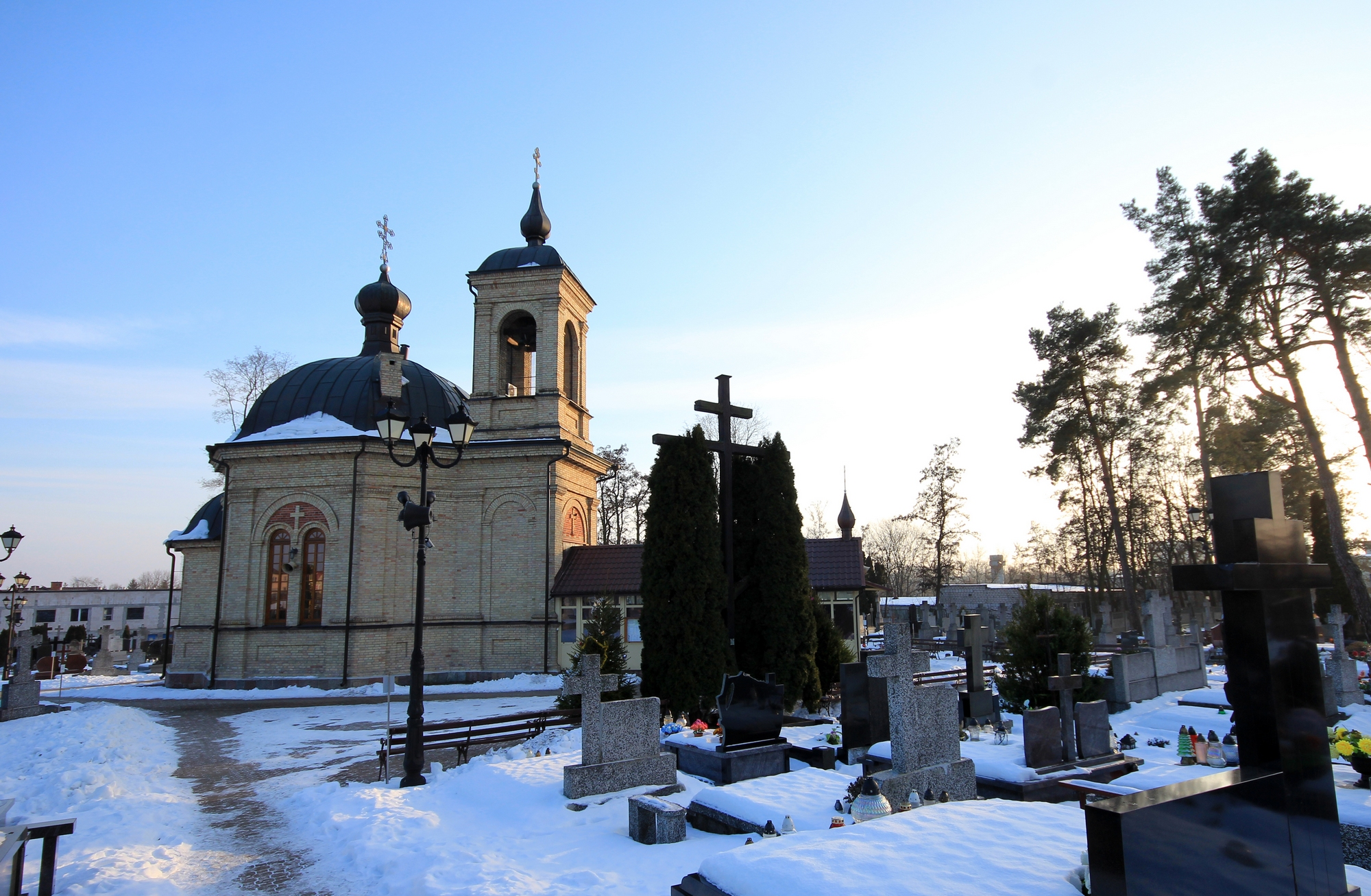 All-Saints Orthodox church in Białystok