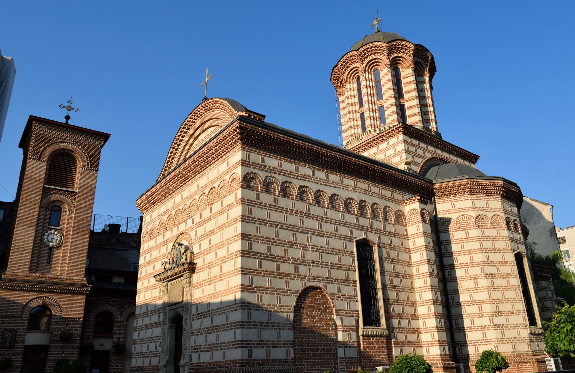 Saint Antonios church - Bucharest