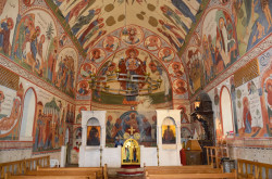 Sheep1389  Iconostasis and frescoes in monastery An-Natour  27  2019-02-14 10:29:30