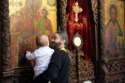alik  Baptism at the Bachkovo Monastery Dormition of the Holy Mother of God  2019-02-17 22:17:45