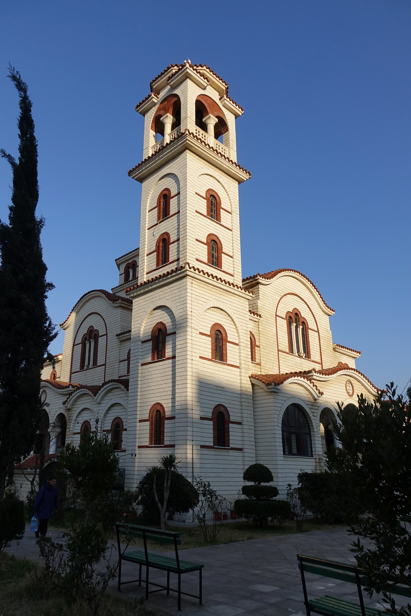 Orthodox Cathedral in Durres