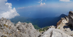 AndiRembeci   Mount Athos - The peak of mount athos