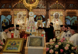 Sheep1389  Paschal Friday Liturgy in Beirut 2019  2019-05-08 23:19:56