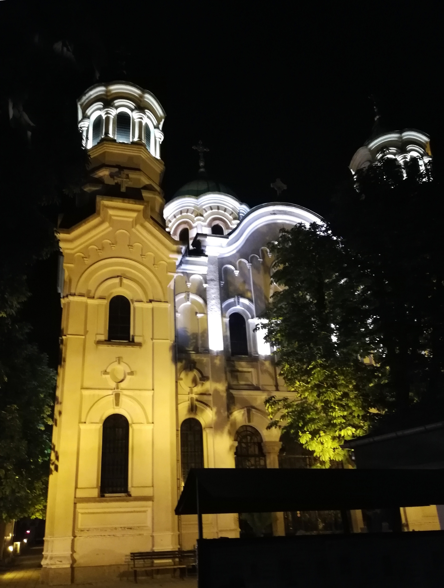 St. Nicholas church in Stara Zagora