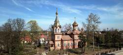 jarek1  St. Nicholas Orthodox church in Michałowo  0  2019-06-03 06:54:57