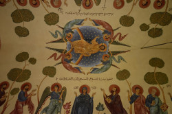 Sheep1389  Ascension fresco in monastery An-Natour  18  2019-06-07 13:58:30
