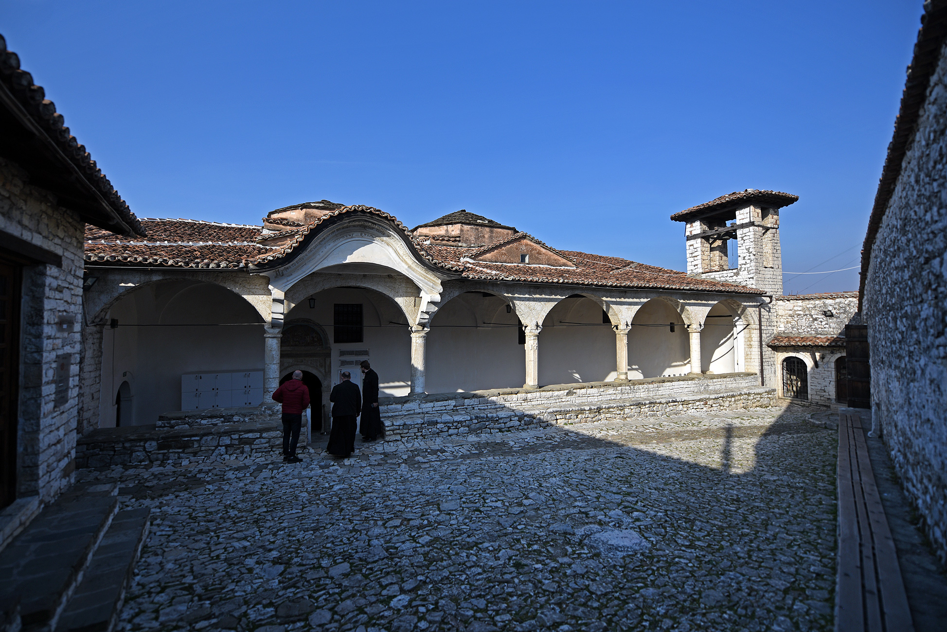 Dormition of St. Mary Cathedral, Berat