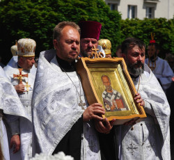 jarek11  Feast of Białostocka Icon of the Mother of God in St. Nicholas Cathedral in Białystok  2019-07-01 15:03:35
