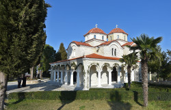 alik  Monastery of Saint Vlash - Durres  2019-07-08 22:13:54