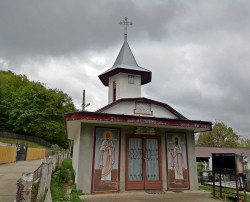Florina  Church near Bascovele Monastery, Arges County  2019-08-01 23:15:54